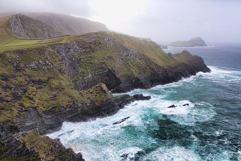 Kerry Cliffs near Portmagee
