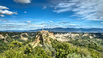 Civita Di Bagnoregio - City in the Sky