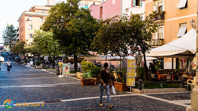 Corso Centocelle restaurant