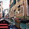 Gondolas of Venice :