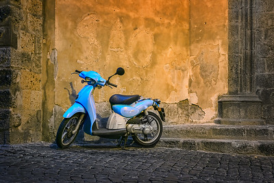 Two wheels, will travel
