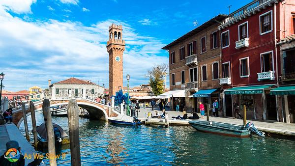 Campo Santo Stefano, Murano, Venice, Italy