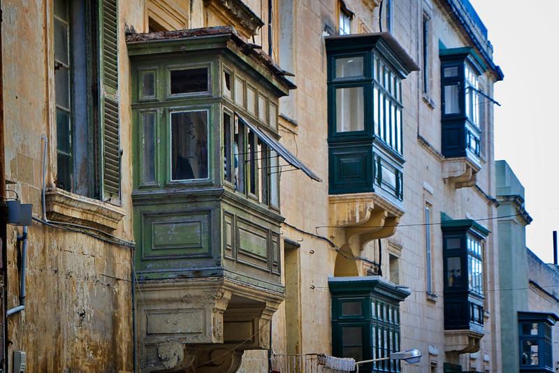 Valletta architecture
