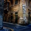 Valletta has a statues on random corners