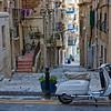 Valletta streets