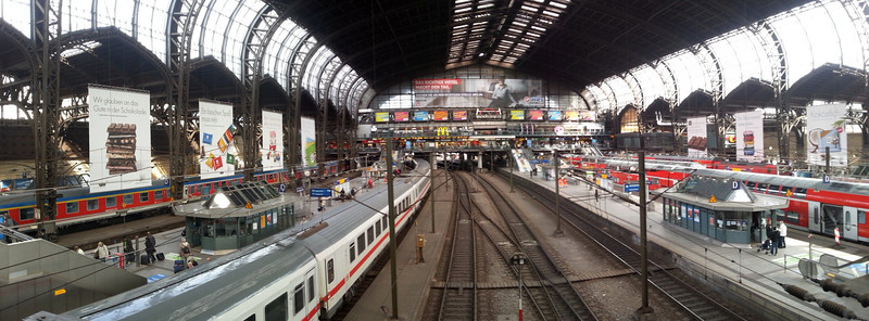 Hamburg Station
