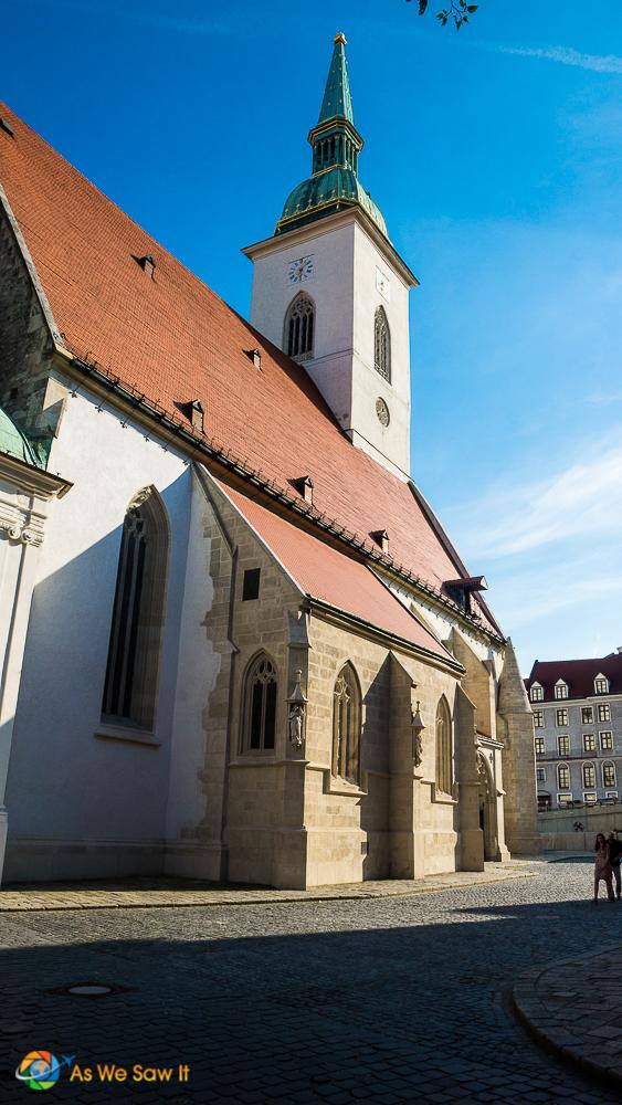 church in Bratislava