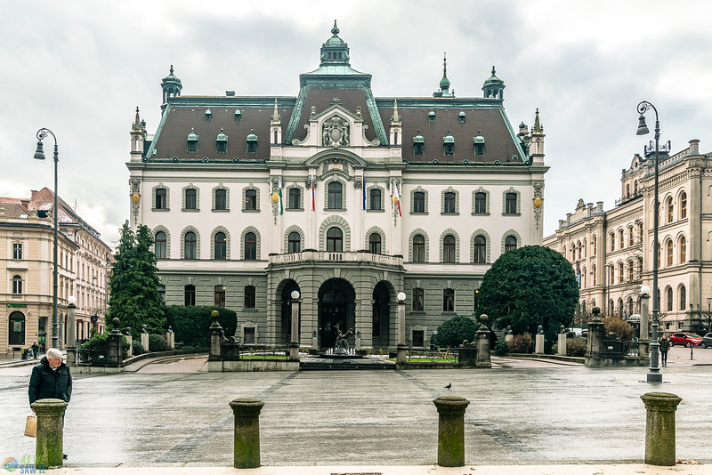 National university library in ljubljana slovenia.