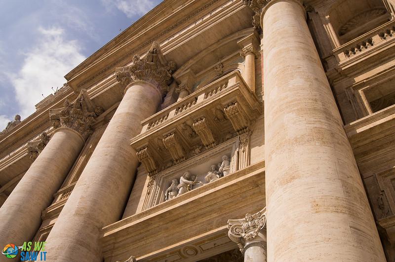 Pope's Balcony