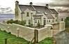 Irish homestead by the sea #1411