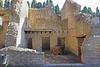 Ruins in Herculaneum, #0563
