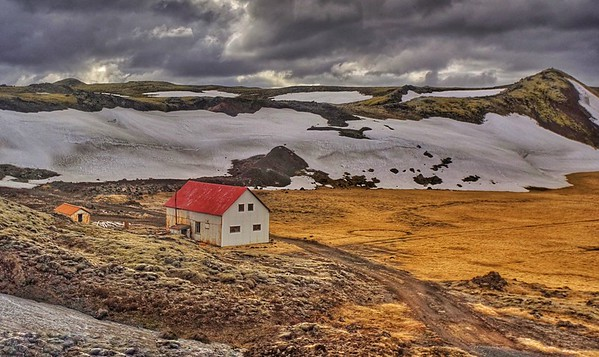 Spring thaw in Iceland, #1423
