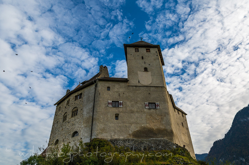 Old Castle, Switzerland