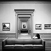 A couple candid snaps from the National Gallery of Art in downtown Washington DC. Spring 2019. Tri-X, 35mm.