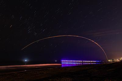 Delta Heavy Launch NROL 44
