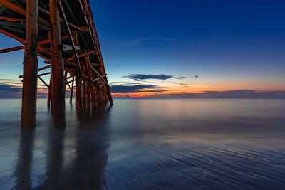 Sunrise - Flagler Beach Pier