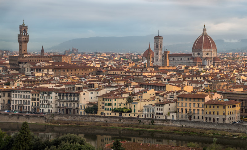 The City of Florence