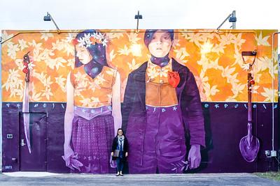 Miami Wynwood Street Art