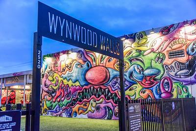 2016 Wynwood Walls Miami