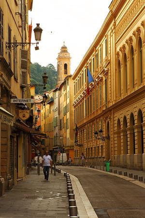 Palais de justice, Old Town Nice