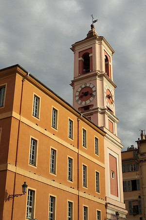Palais Ruca, Old Town Nice