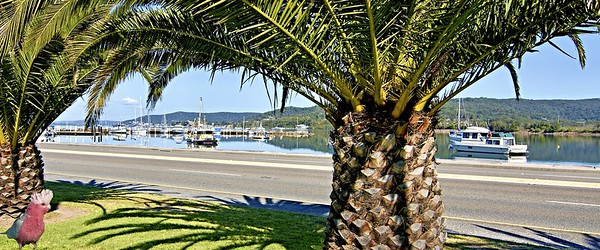 Gosford Waterfront Brisbane Water .