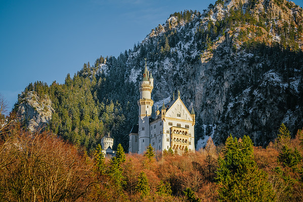 Castle Neuschwanenstein