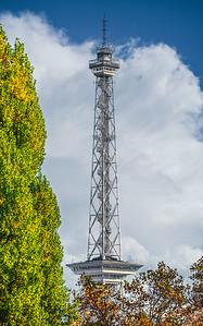 "Berlin Radio Tower ""Funkturm"""