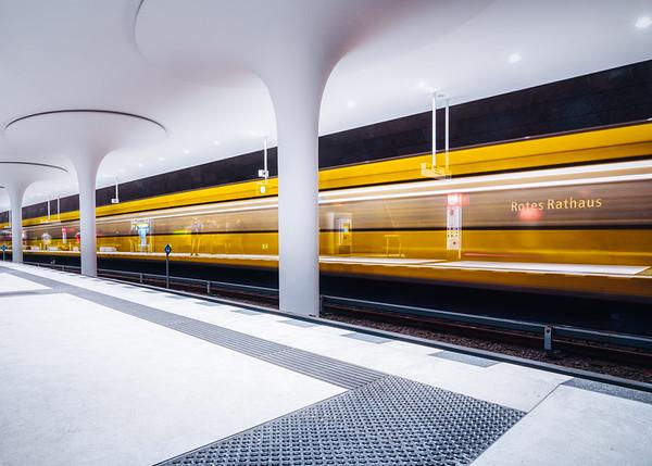 Subway Station Rotes Rathaus