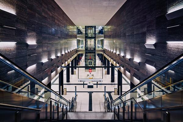 Subway Station Unter den Linden
