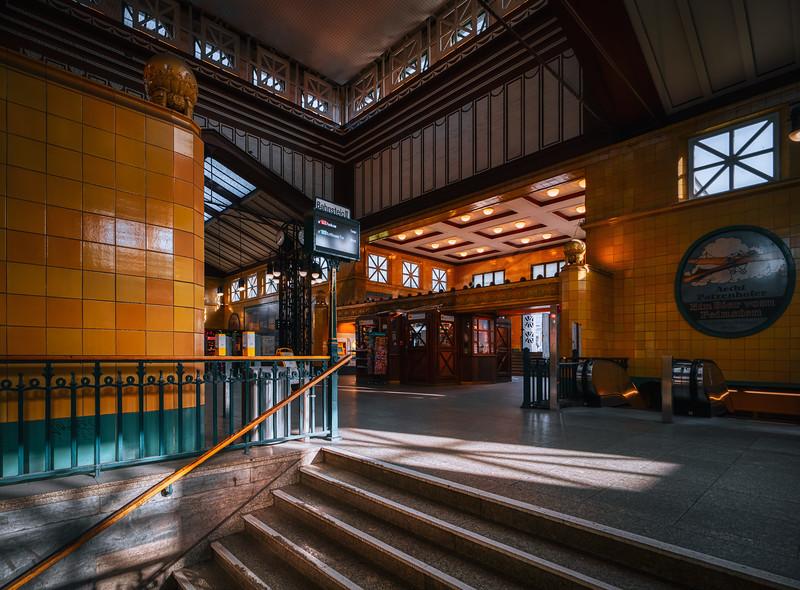 Wittenbergplatz Subway Station