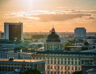 Berlin Palace dome