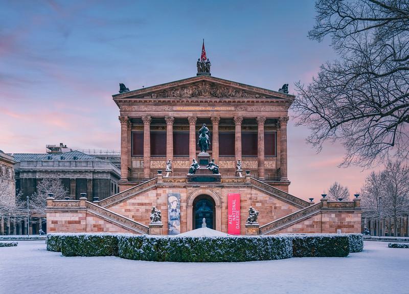 Alte Nationalgalerie / Old National Gallery