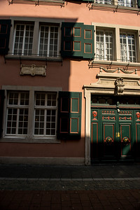 Beethoven's boyhood home