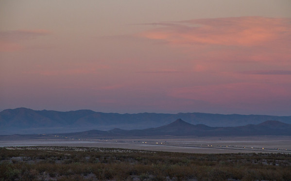NM landscape (including I-10) looking ENE from Steins, NM.