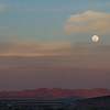 Moonrise, taken from Steins, NM.