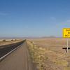 Interstate 10W, west of Lordsburg, NM.