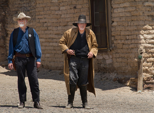 The Law West of the Pecos.