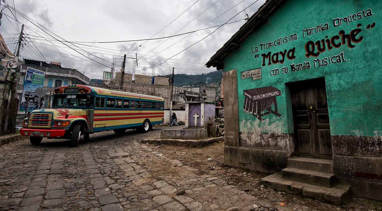 Santa Catarina, Guatemala, 2014.