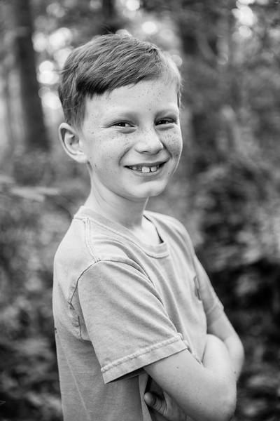 Great smile kiddo! July 2015. Digital. Trout Pond Recreation Area, WV.