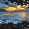 Sunrise on Kauai; #0769