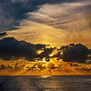 Sunset at Sea, #1668