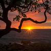 Sunset in Kona, #1070
