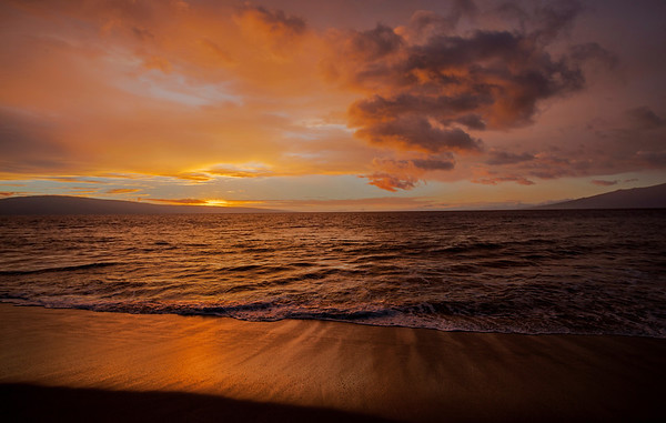 Sands of Time in Maui, #0804