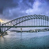 Sydney Harbor Bridge, Australia