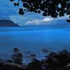 Blue hour in Kauai; #0767