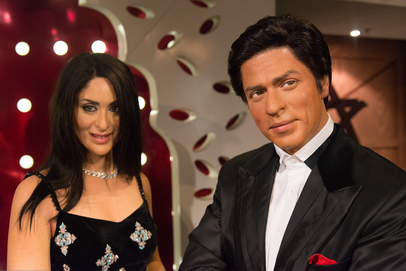 Indian Bollywood stars. Madame Tussauds Hong Kong, part of the renowned chain of wax museums founded by Marie Tussaud of France, is located at the Peak Tower on Hong Kong Island in Hong Kong.