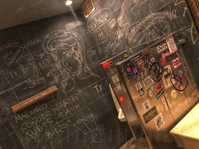Mens room art