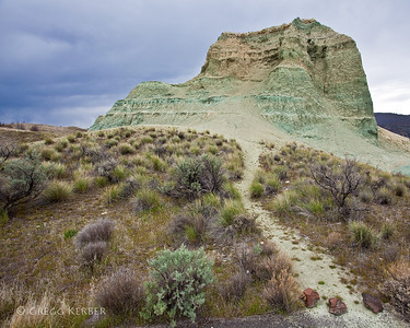 John Day Fossil Beds, Sheep Rock Unit, OR