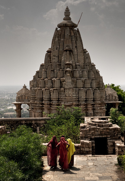 Temple in Rajasthan,India.